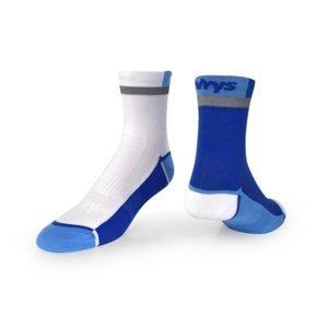 Ponožky VAVRYS CYKLO 2020 2-pa 46220-300 modrá 37-39
