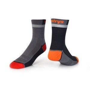 Ponožky VAVRYS CYKLO 2020 2-pa 46220-700 šedá 43-45