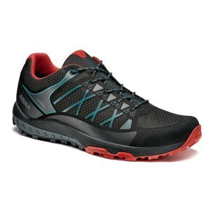 Boty Asolo Grid GV MM black/red/A392 11,5 UK