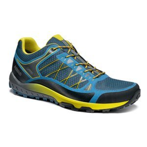 Boty Asolo Grid GV MM indian teal/yellow/A898 10,5 UK