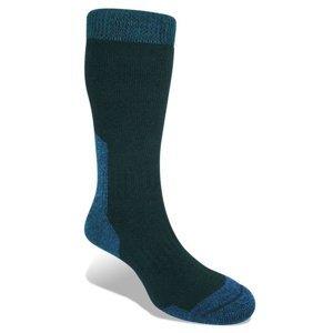 Ponožky Bridgedale Explorer Heavyweight Merino Comfort Boot navy/445 L (9-11,5) UK