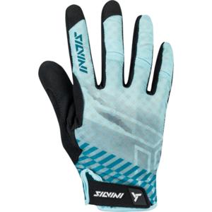 Dámské rukavice Silvini Fiora WA1430 turquoise-ocean L