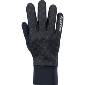 Zimní rukavice Silvini Abriola UA1663 black-cloud XXL