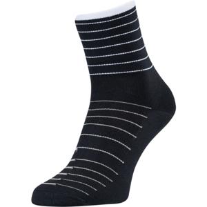 Cyklistické ponožky Silvini Bevera UA1659 black-white 36-38