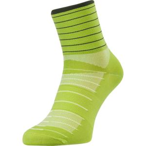 Cyklistické ponožky Silvini Bevera UA1659 lime-olive 36-38