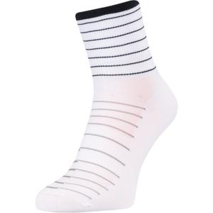 Cyklistické ponožky Silvini Bevera UA1659 white-black 45-47