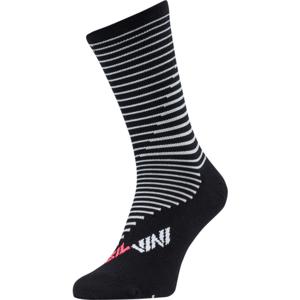 Cyklistické ponožky Silvini Ferugi UA1644 black-red 36-38