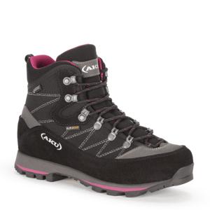 Dámské boty AKU Trekker Lite III dámská GTX černo/purpurová 7 UK
