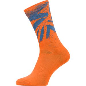Cyklistické Enduro ponožky Silvini Nereto UA1808 orange 45-47