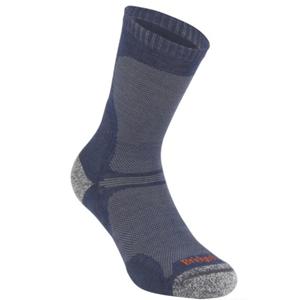 Ponožky Bridgedale Hike Ultra Light T2 Merino Performance Boot navy/445 S (3-5,5)