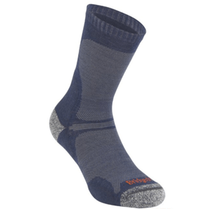 Ponožky Bridgedale Hike Ultra Light T2 Merino Performance Boot navy/445 M (6-8,5)