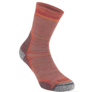 Ponožky Bridgedale Hike Ultra Light T2 Merino Performance Boot multi orange/129 M (6-8,5)