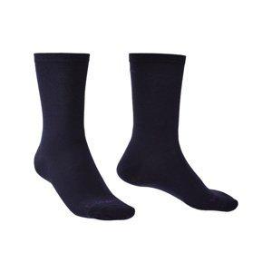 Ponožky Bridgedale Liner Thermal Liner Boot X2 navy/428 M (6-8,5)