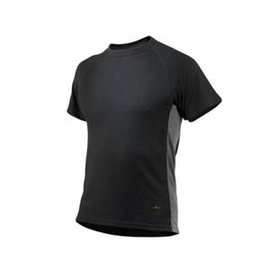 Pánské tričko s krátkým rukávem Devold Spirit GP 120 219 A 950A černá XXL