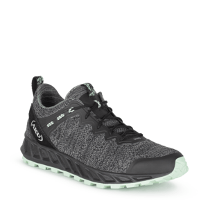 Dámské boty AKU Rapida Air černo/nefritová 5,5 UK