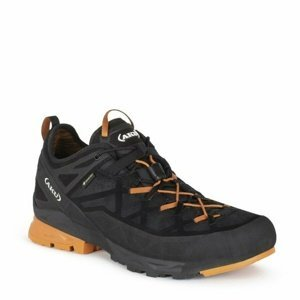 Pánské boty AKU Rock Dfs GTX černo/oranžová 8 UK