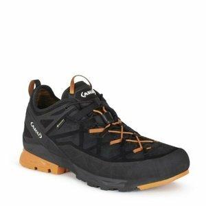 Pánské boty AKU Rock Dfs GTX černo/oranžová 11,5 UK