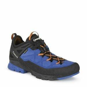 Pánské boty AKU Rock Dfs GTX modro/oranžová 9 UK