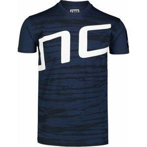 Pánské tričko Nordblanc Iantos tm. modrá NBSMT7393_MOB XL