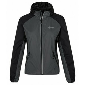 Dámská lehká outdoorová bunda Kilpi ROSA-W černá 42