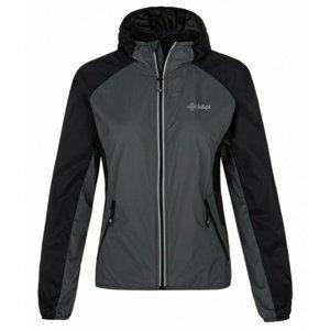 Dámská lehká outdoorová bunda Kilpi ROSA-W černá 44