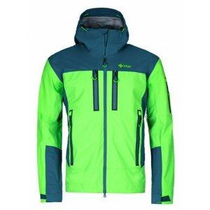 Pánská membránová bunda Kilpi HASTAR-M zelená L