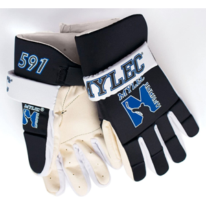 Hokejbalové rukavice Mylec MK1 SR