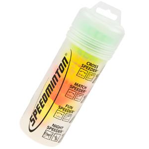 Crossmintonové míčky Speedertube Mix (5 ks)