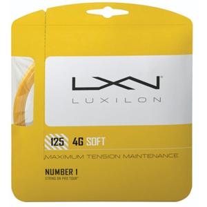 Luxilon 4G Soft 12,2m 1,25mm