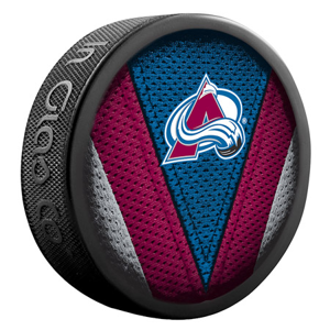 Puk Sher-Wood Stitch NHL Colorado Avalanche