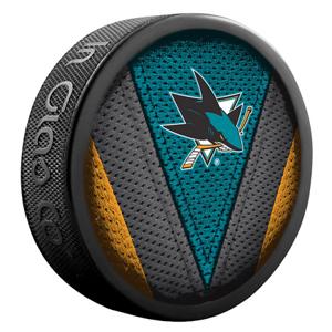 Puk Sher-Wood Stitch NHL San Jose Sharks