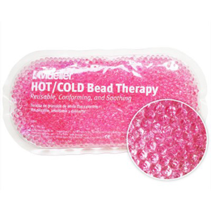 Mueller Chladivý / Hřejivý sáček s gelovými kuličkami (růžová)