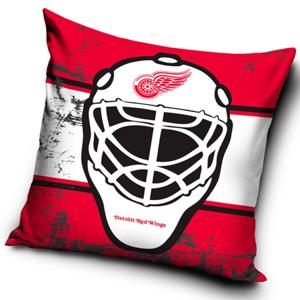 Polštářek Maska NHL Detroit Red Wings