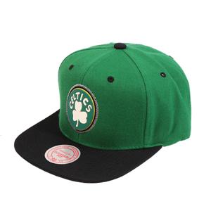 Kšiltovka Mitchell & Ness HWC ZIG ZAG SB NBA Boston Celtics