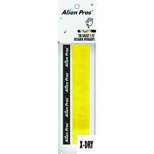 Omotávka na rakety vrchní Alien Pros X-Dry Yellow