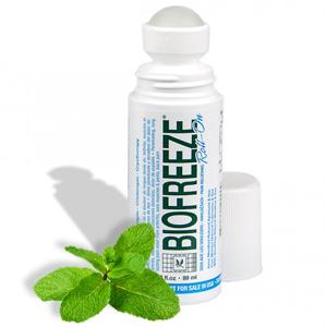 Chladivý gel proti bolesti svalů a kloubů Biofreeze Roll-On 89 ml