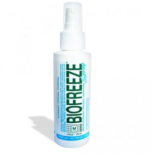 Sprej proti bolesti svalů a kloubů Biofreeze Spray