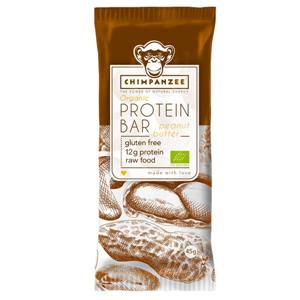 Chimpanzee Organic Protein Bar 45 g Peanut Butter