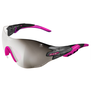 Cyklistické brýle SH+ RG 5200 WX Reactive Flash růžové