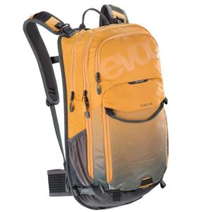 Cyklistický batoh EVOC STAGE 18l oranžovo-šedý