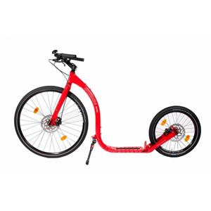 Kickbike Safari - červená