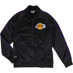 Sportovní bunda Mitchell & Ness Track Jacket NBA Los Angeles Lakers
