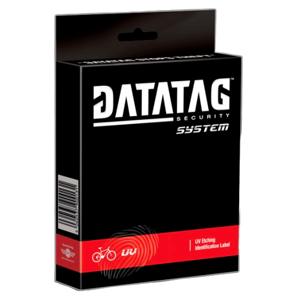 Bezpečnostní systém Datatag pro elektrokolo