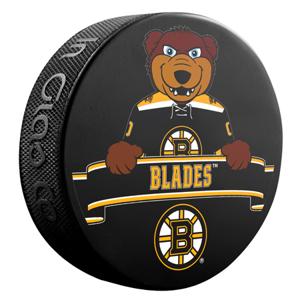 Puk Maskot Inglasco NHL Boston Bruins