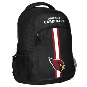 Batoh Forever Collectibles Action Backpack NFL Arizona Cardinals