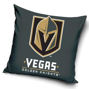 Polštářek NHL Vegas Golden Knights Grey
