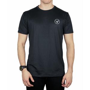 Pánské tričko Virtus Opal Melange SS Logo Tee