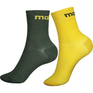 Ponožky Maloja MathonM. zelené