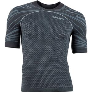 Pánské tričko UYN Running Alpha Coolboost OW černé