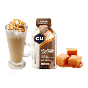 Energetický gel GU Energy 32 g Caramel Macchiato